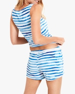 Stripe & Stare The Stripe Bed Shorts 3