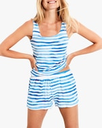Stripe & Stare The Stripe Bed Shorts 1