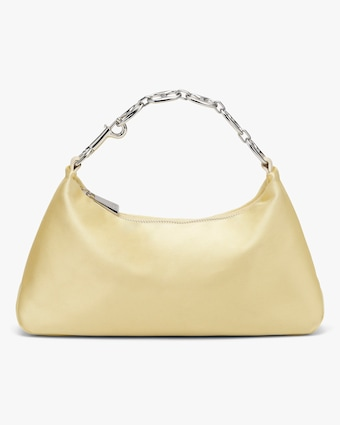 Danse Lente Small Satin Misty Handbag 1