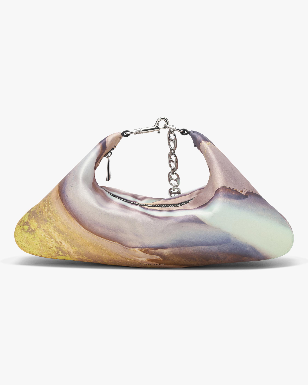 Danse Lente Big Satin Misty Handbag 4