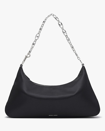 Danse Lente Big Satin Misty Handbag 1