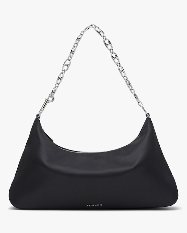 Danse Lente Big Satin Misty Handbag 0