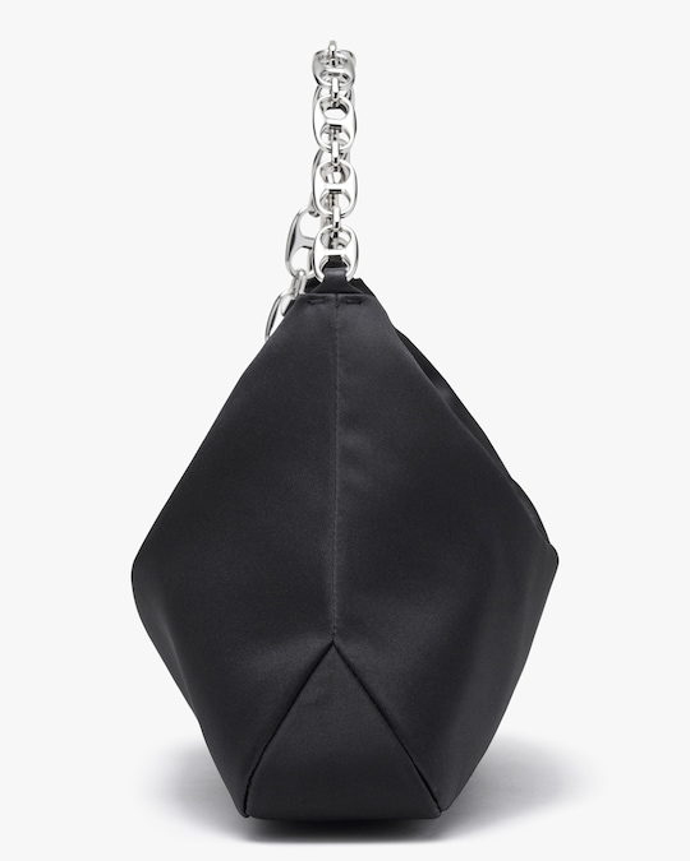 Danse Lente Big Satin Misty Handbag 1