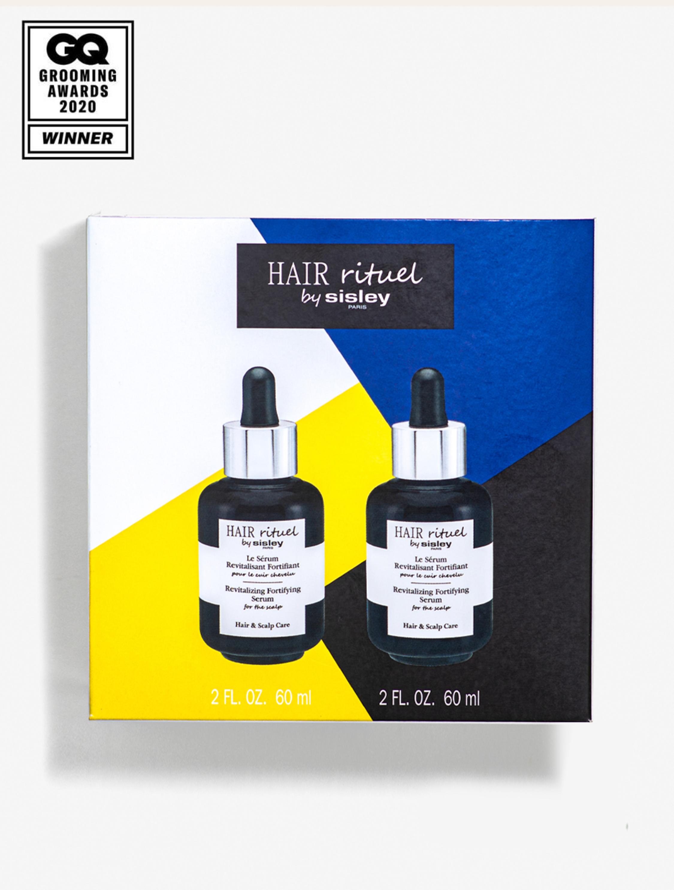 Sisley Paris Revitalizing Fortifying Hair Serum Duo 0