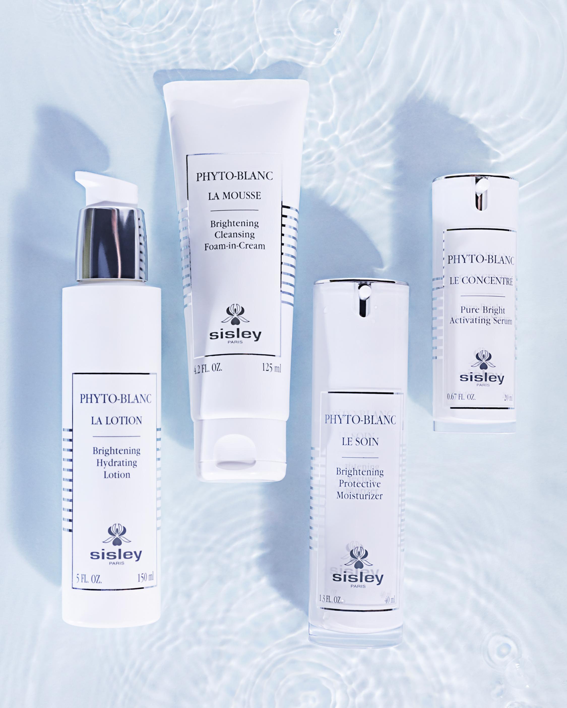 Sisley Paris Phyto-Blanc Le Soin Brightening Protective Moisturizer 40ml 3