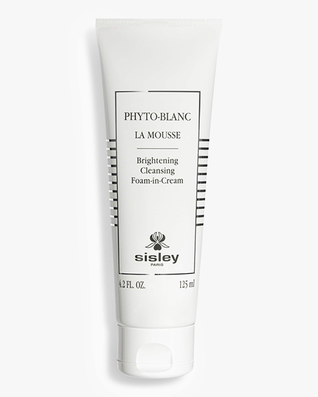 Sisley Paris Phyto-Blanc La Mousse Brightening Cleansing Foam 125ml 1