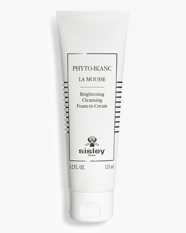 Sisley Paris Phyto-Blanc La Mousse Brightening Cleansing Foam 125ml 0