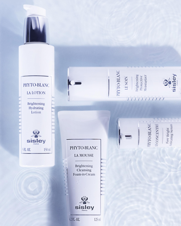Sisley Paris Phyto-Blanc La Mousse Brightening Cleansing Foam 125ml 4