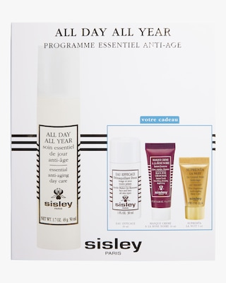 Sisley Paris All Day All Year Discovery Program 2