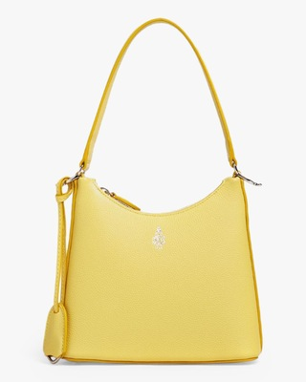 Mark Cross Murphy Zip Mini Hobo Leather Bag 1