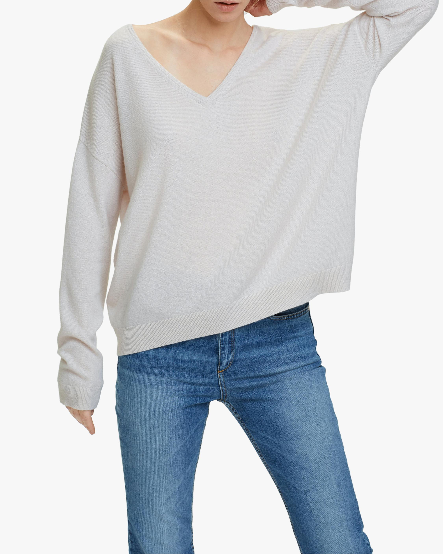 Dorothee Schumacher Soft Edge V-Neck Sweater 2