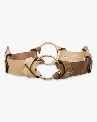 Dorothee Schumacher Multi-Ring Belt 1