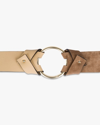 Dorothee Schumacher Multi-Ring Belt 2