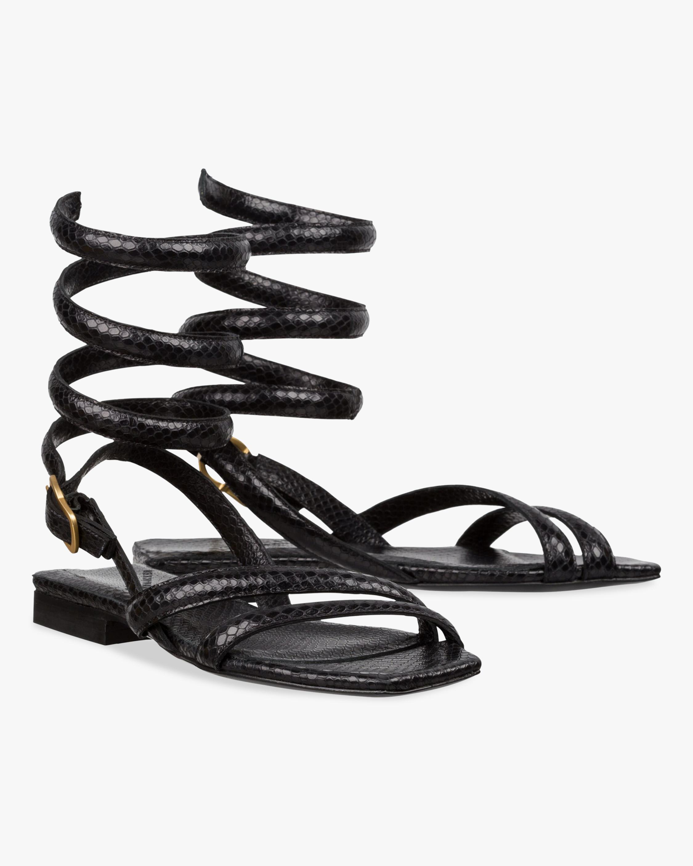 Dorothee Schumacher Desert Vibes Wrap Sandal 1