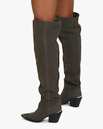 Dorothee Schumacher Canvas Ambition Boot 5
