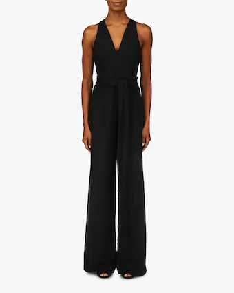 One33 Social Sleeveless V-Neck Jumpsuit 1