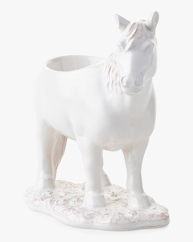 Juliska Claude Horse Serving Bowl 2