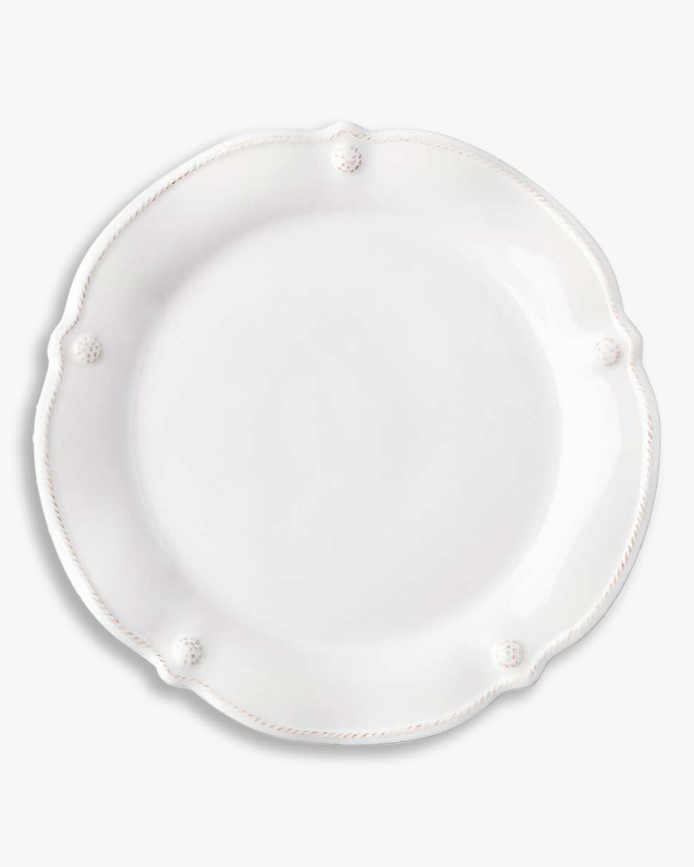 Juliska Berry & Thread Whitewash Flared Cocktail Plate 2