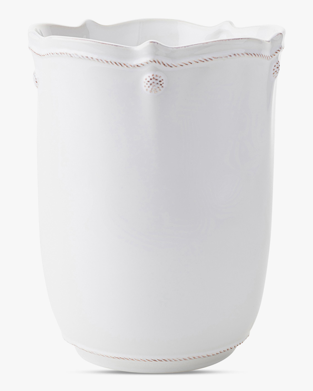 Juliska Berry & Thread Whitewash Wastebasket 2