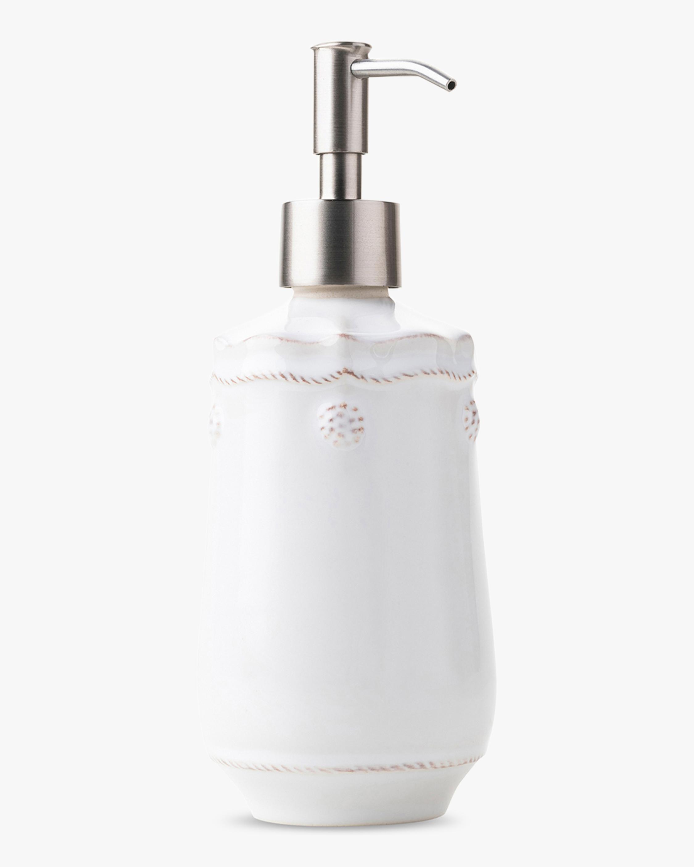 Juliska Berry & Thread Whitewash Soap Dispenser 0