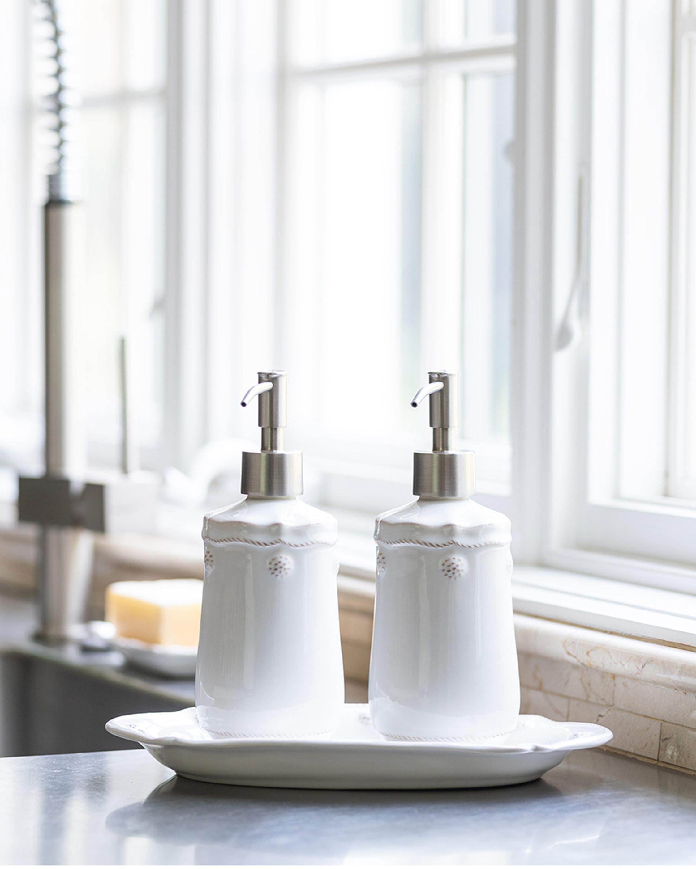 Juliska Berry & Thread Whitewash Three-Piece Kitchen Essentials Set 1