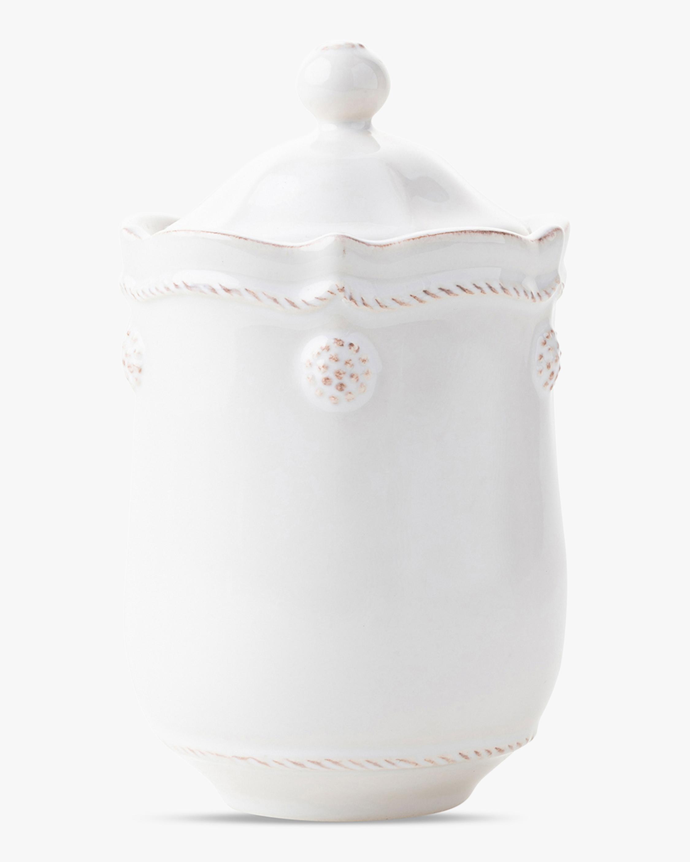 Juliska Berry & Thread Whitewash Lidded Jar 0