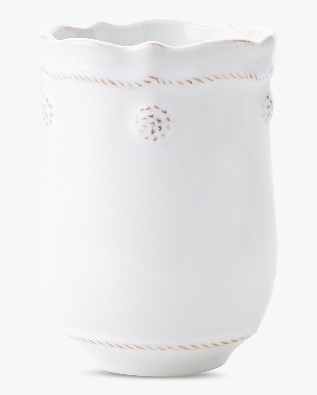 Juliska Berry & Thread Whitewash Brush Cup 1