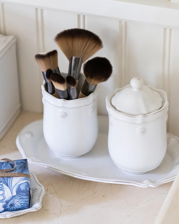 Juliska Berry & Thread Whitewash Brush Cup 2