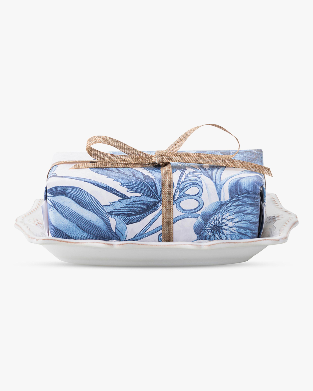 Juliska Berry & Thread Whitewash Soap Dish 2