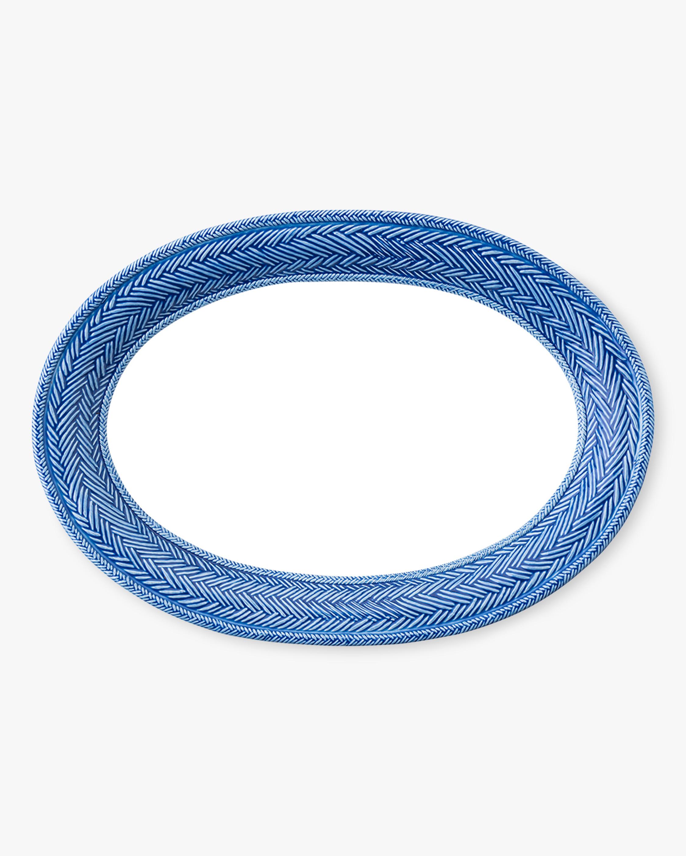 Juliska Le Panier Delft Blue Platter 1