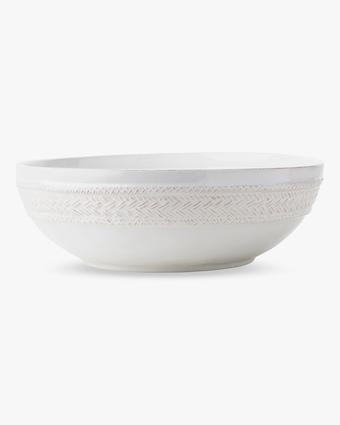 Juliska Le Panier Whitewash Serving Bowl 2