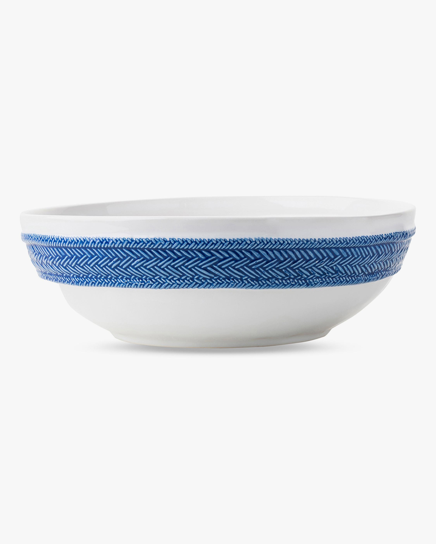Juliska Le Panier Delft Blue Serving Bowl 0