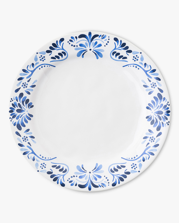 Juliska Iberian Journey Indigo Dinner Plate 2