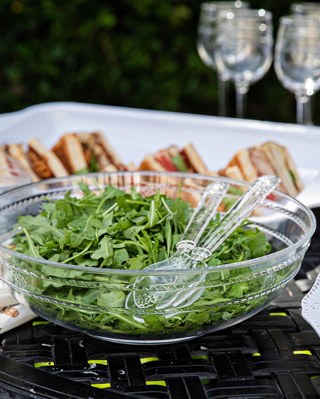 Juliska Isabella Salad Servers 2
