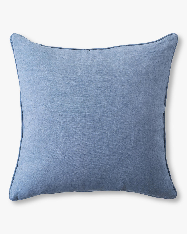 Juliska Berry & Thread Chambray Throw Pillow - 22in 2