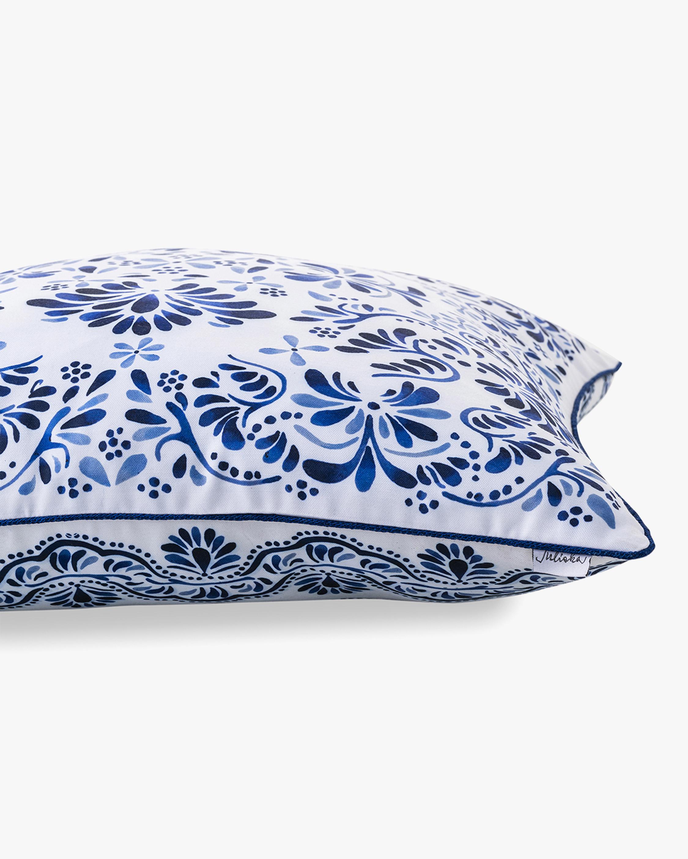 Juliska Iberian Journey Indigo Throw Pillow 3