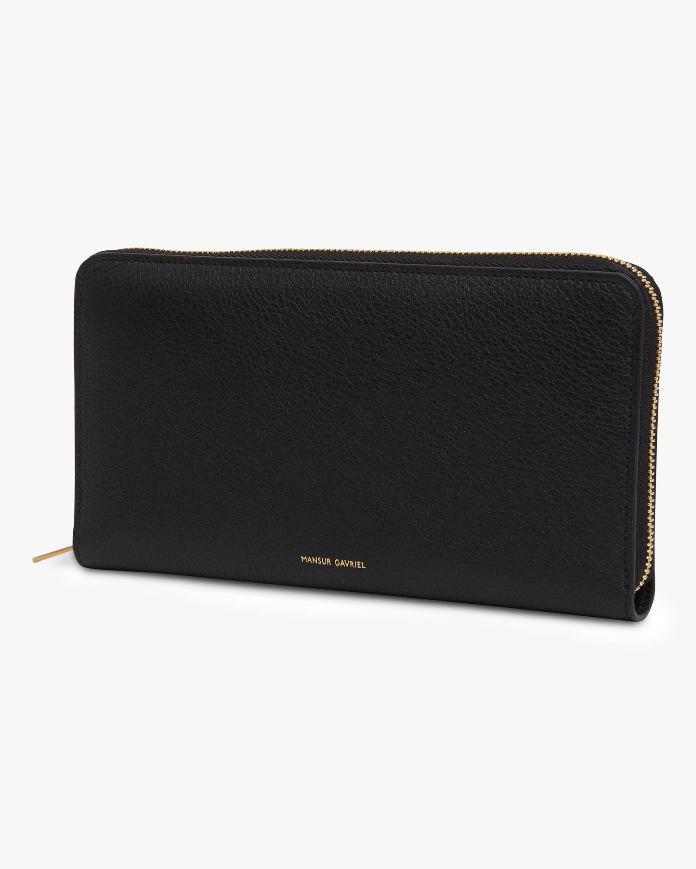 Mansur Gavriel Zip Continental Wallet 1