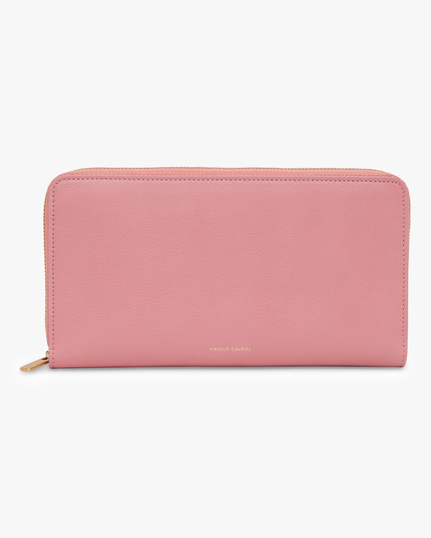 Mansur Gavriel Zip Continental Wallet 0