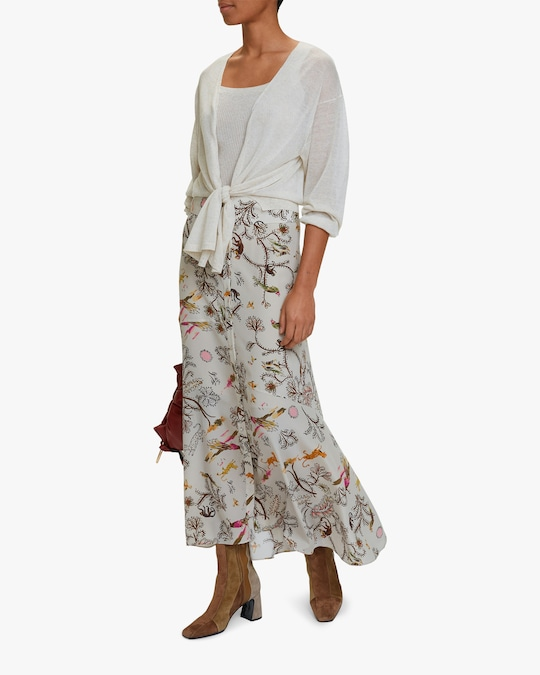Dorothee Schumacher Tree of Life Skirt 1