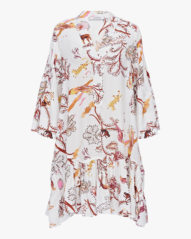 Dorothee Schumacher Tree of Life Mini Dress 1