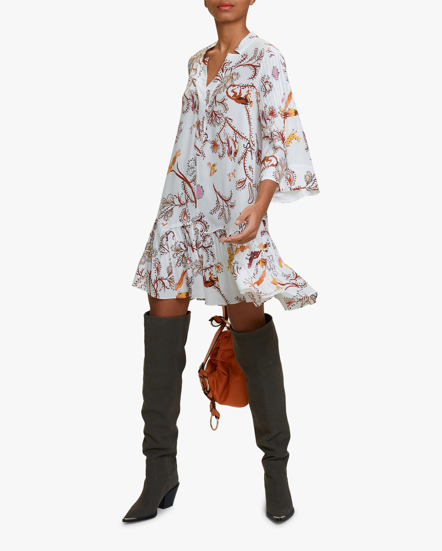 Dorothee Schumacher Tree of Life Mini Dress 2