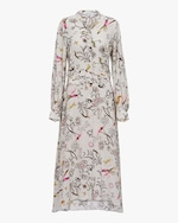 Dorothee Schumacher Tree of Life Maxi Dress 0