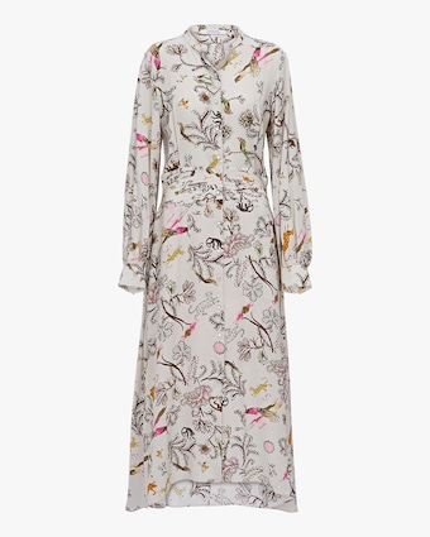 Dorothee Schumacher Tree of Life Maxi Dress 1