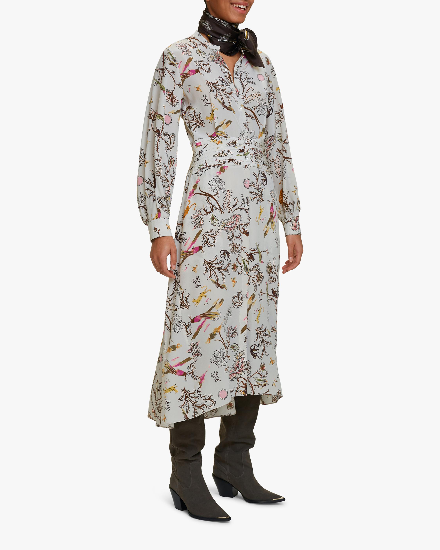 Dorothee Schumacher Tree of Life Maxi Dress 2
