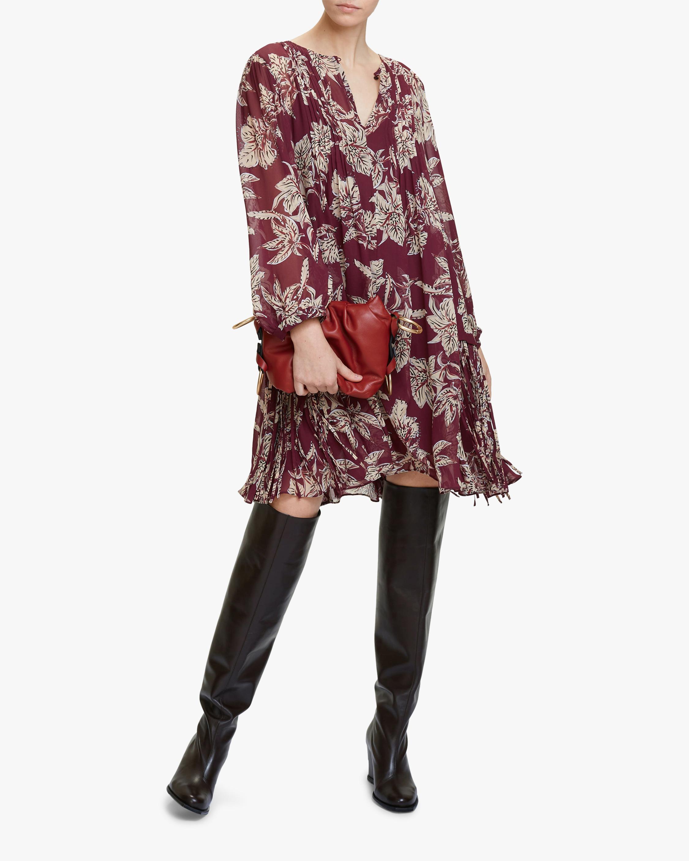 Dorothee Schumacher Translucent Florals Dress 2