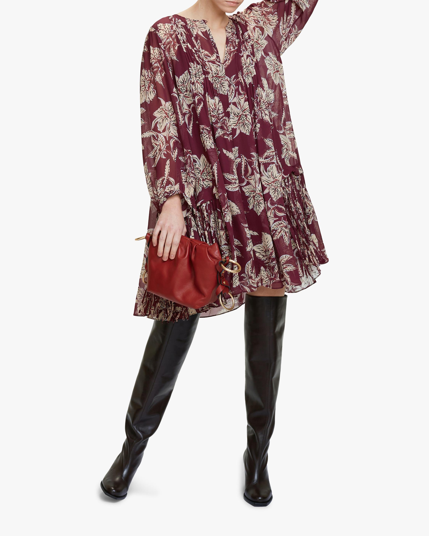 Dorothee Schumacher Translucent Florals Dress 3