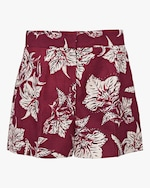 Dorothee Schumacher Structured Florals Shorts 0