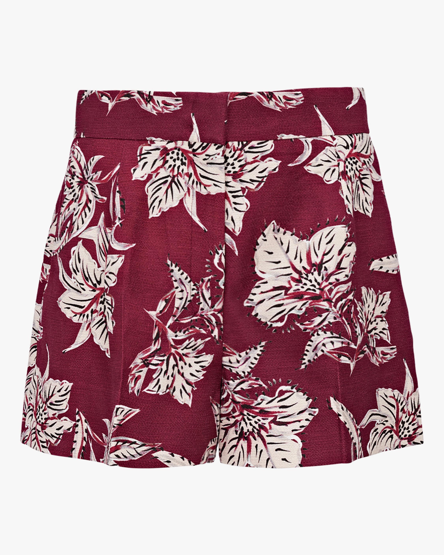 Dorothee Schumacher Structured Florals Shorts 1