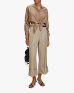 Dorothee Schumacher Into the Sun Pants 1