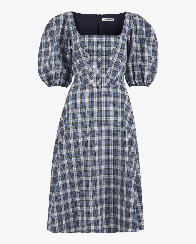 ALEXACHUNG Corset Dress 0